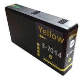 Compatible Epson T7014 Jaune