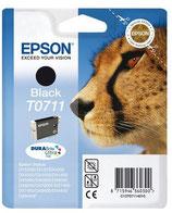 Epson T0711 Noire