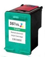 Compatible HP 351 Tri Color XL