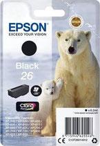 Epson T2601 Noir