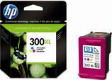 HP 300 Tri Color XL