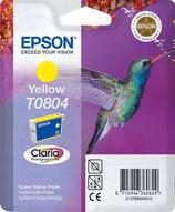 Epson T0804 Jaune