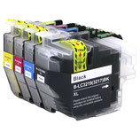 Compatibles Brother LC 3217 ou LC 3219