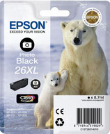 Epson T2631 Noire Photo XL