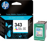 HP 343  Tri Color