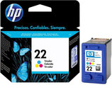 HP 22 Tri Color
