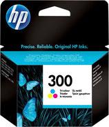 HP 300 Tri Color