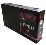 Compatible Epson T7013 Magenta