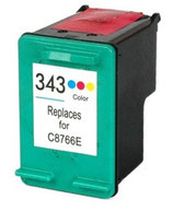 Compatible HP 343 Tri Color XL