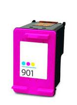 Compatible HP 901 XL Tri color