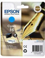 Epson T1622 Cyan