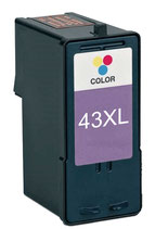Compatible Lexmark 43 Tri Color Uprint