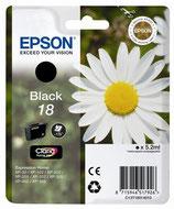 Epson T1801 Noir