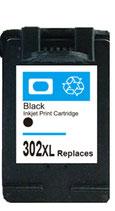 Compatible HP 302 Noire XL