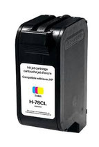 Compatible HP78 Tri color XL Uprint