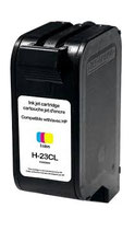 Compatible HP 23 Tri color XL Uprint
