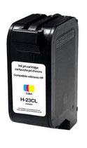 Compatible HP 23 Tri color XL