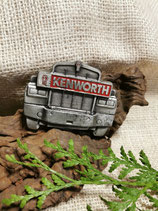 Buckle / Wechselschnalle, Kenworth Truck, Gürtelschnalle, Pewter (Bu5)