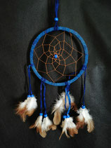 Traumfänger / Dreamcatcher  blau