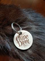 Schlüsselanhänger Carpe Diem