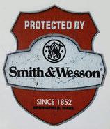 Smith & Wesson - Autoaufkleber
