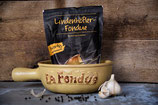 Lindenhöfler-Fondue für 2 Pers. (600 g)