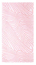 OB-106    紋織名古屋帯 (波・ピンク)
