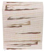 OB-516    京袋帯 (かすり・アイボリー)