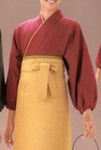 TJ-6515     茶羽織    上着    ( ローズ )