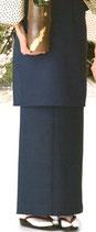 SK-9505     和風スカート    ( 紺 )