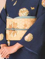 OG-111    帯締め (青磁色)