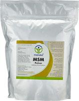MSM (Methylsulfonylmethan) - Organischer Schwefel, eine Supersubstanz der Natur