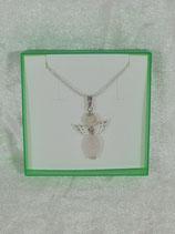 Schutzengel mit Silberkette