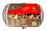 8836 Gourmet BBQ System- Pizzastein mit Gestell