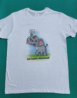 Schnäppchen - Baby T - Shirt weiß 98/104