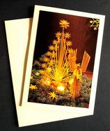 W4 Weihnachtskarte