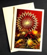 W5 Weihnachtskarte