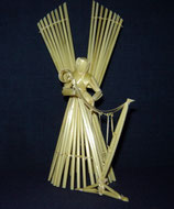 O 16 Engel mit Harfe