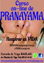 Curso de Pranayama, Técnicas de Respiración