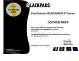 Zertifizierter Blackpads Trainer