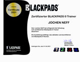 Blackpads Set und Trainer Ausbildung