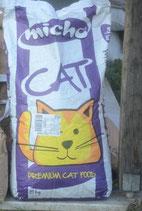 Katzentrockenfutter