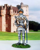 Nr. 35 DeAgostini Ritterfigur CAVALLIERE ENGLESE XIV secolo