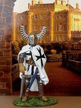 Ausverkauft / Sold Nr. 51 DeAgostini Frontline Ritterfigur Ritter Teutonic