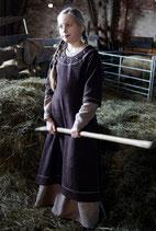 Kindergewand, Mittelalterkleid 2-teilig