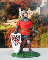 19. Bertrand De Guesclin XIV SEC Ritterfigur