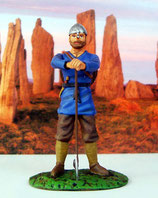 12. DeAgostini Ritterfigur Guerriero Sassone