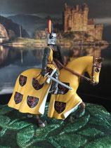 R60  Walter von Hohenklinker ALTAYA DeAgostini Frontline Chevalier Ritter Figur Pferd Mittelelterfigur