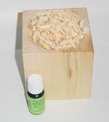 Zirbenwürfel + 10 ml BIO-Zirbenöl +20 g Zirbenspäne