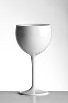 Weinglas Balloon Acrylic weiß